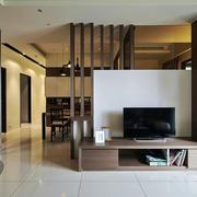 深色调房屋设计图