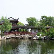 园林河水欣赏