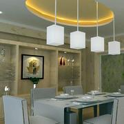 创意型餐厅吊顶