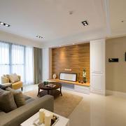精致的两室一厅图片