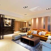 暖色调房屋设计