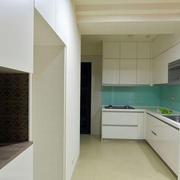 两室一厅厨房