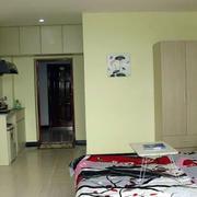 单身公寓玄关设计