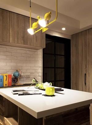 小空间大享受:60平米前卫大气小户型室内装修设计效果图