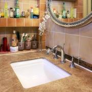 样板房洗手池装修