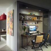 单身公寓电脑桌