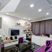 两室一厅天花板设计