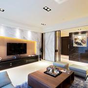 房屋电视背景墙