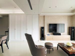古典简化设计:中式高贵优雅的两居房屋设计