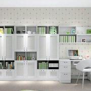 白洁型小书房装修