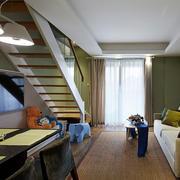 三室一厅客厅装修