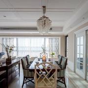 酒店式公寓桌椅