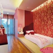 卧室背景墙装修设计