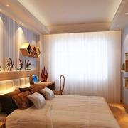 温馨色调卧室壁纸