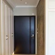 三室一厅门装修