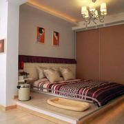 卧室地台装修
