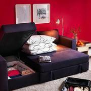 单身公寓沙发图片