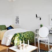 简约风格单身公寓