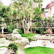 宜家风格庭院设计