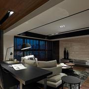 现代创意型公寓装修