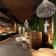 放松型咖啡厅设计