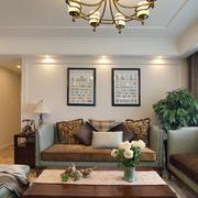 欧式风格家庭装修设计