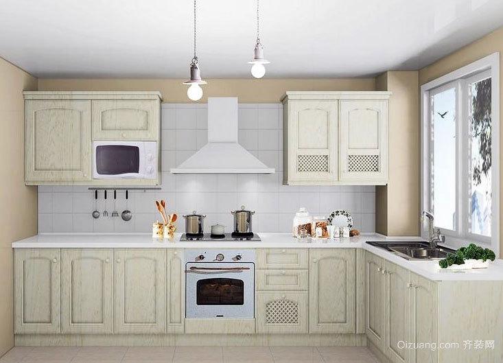 让生活更新鲜:大气精致欧式厨房装修效果图鉴赏