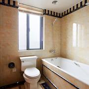 三室一厅卫生间设计