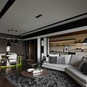 公寓客厅装修