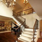 别墅楼梯效果图