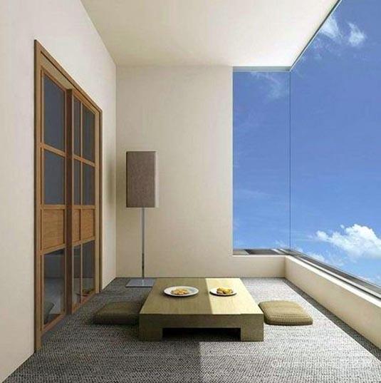 家居好空间:特受欢迎的阳台榻榻米装修效果图