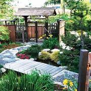 综合型庭院设计