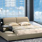 舒适的榻榻米床