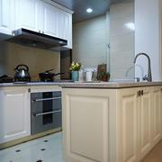 公寓厨房装修效果图