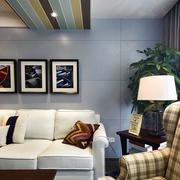 公寓客厅装修效果图