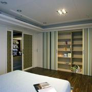 淡雅型卧室门