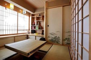 一物多用:原汁原味的日式家居榻榻米装修效果图