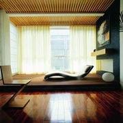实木型地台设计