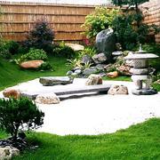 绿意浓浓庭院设计