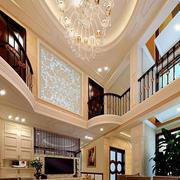 温馨型复式楼装修