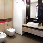 单身公寓洗手间装修