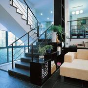 大气型楼梯