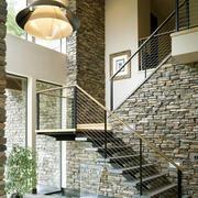 温馨型楼梯扶手