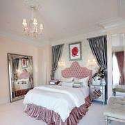 清爽白净型卧室设计