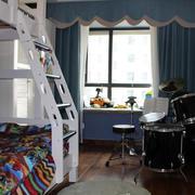 儿童房窗户装修