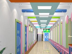清新型幼儿园主题墙