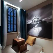 两室一厅简约风格榻榻米装饰
