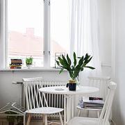 单身公寓桌椅效果图