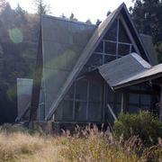 阳光型小木屋