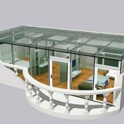 阳光房屋顶装修